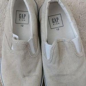 Gap Kids slip on sneakers